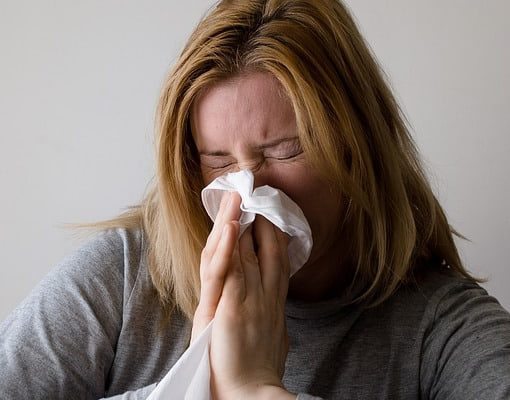 Colds, flu and allergic rhinitis